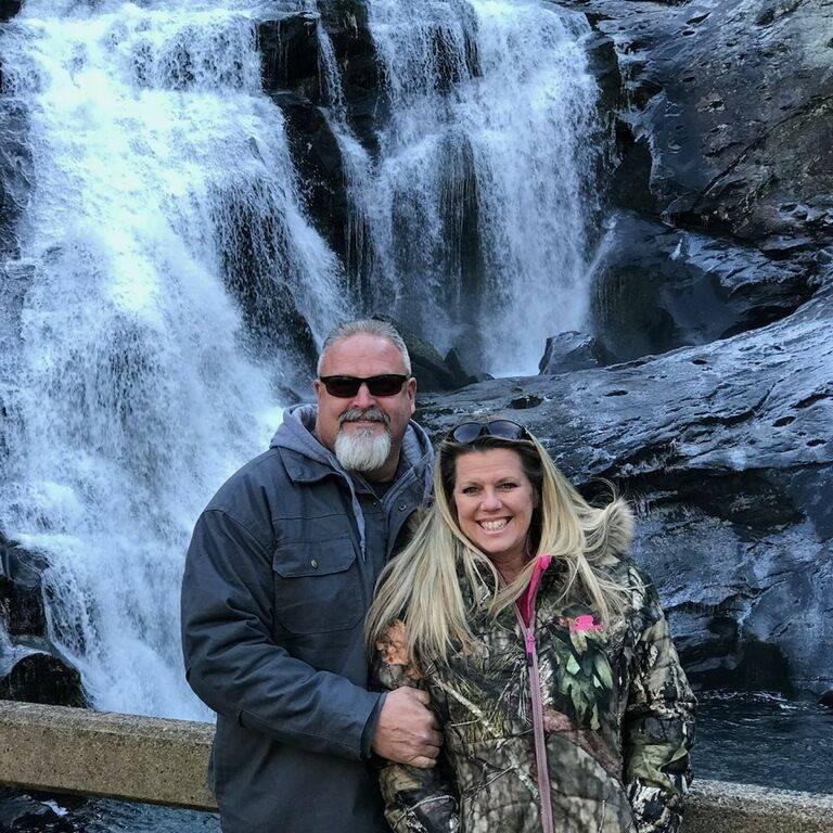 John & Dana BR Falls